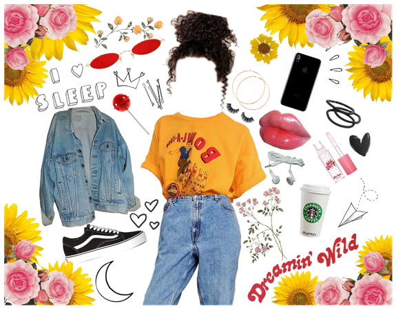 kinda spring type(outfit)