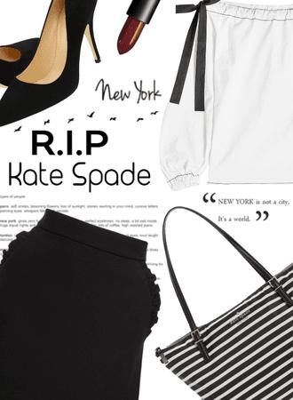 R.I.P Kate Spade