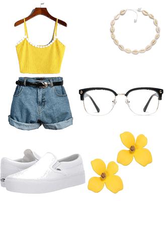 yellow vibes✨☀️