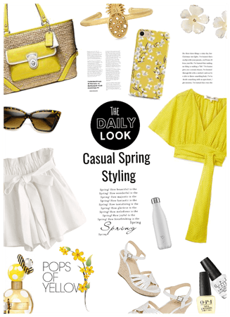 Casual Spring Styling