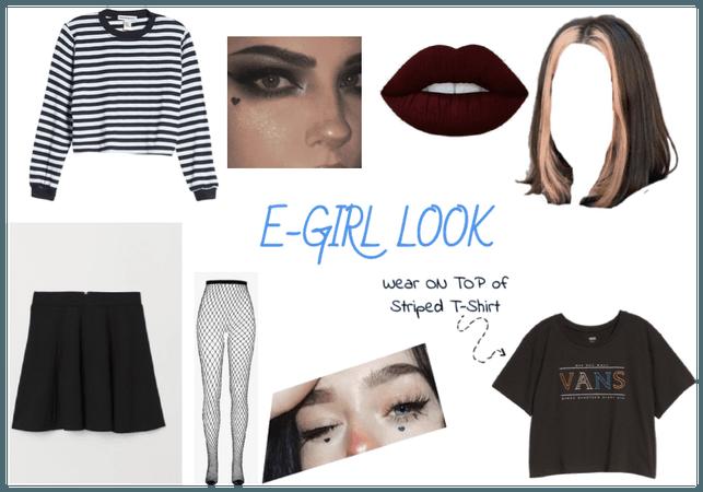 E-Girl Look