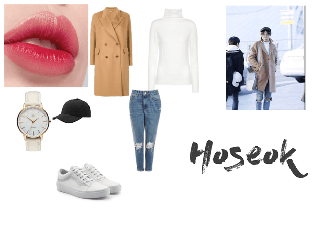 Hoseok Inspired Look