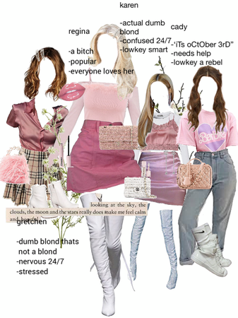 'on wednesdays we wear pink'