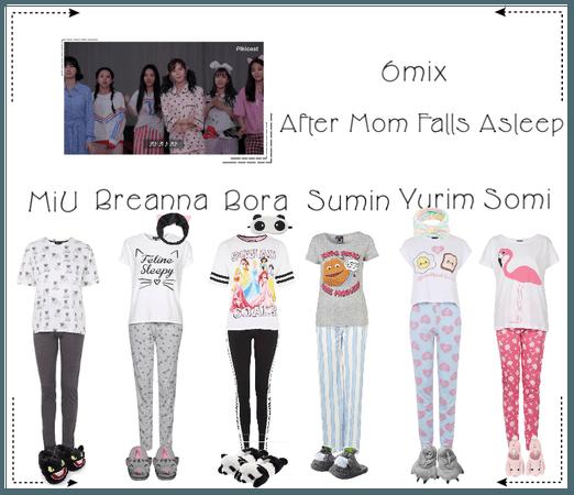 《6mix》After Mom Falls Asleep