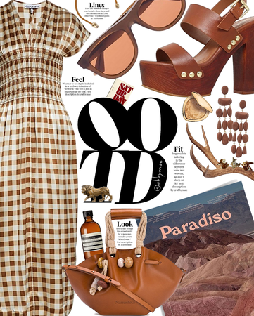 paradiso extra | celebrate ootd