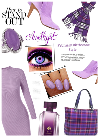 Feb Birthstone Styling