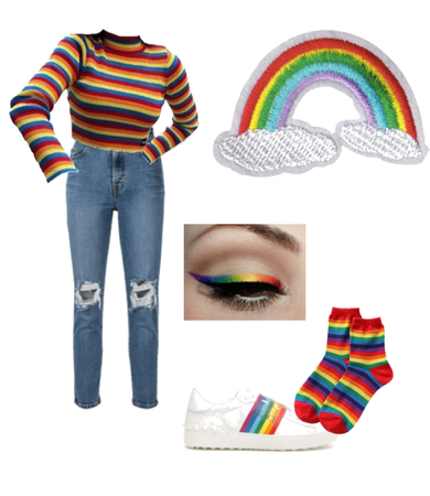 pride parade clothes