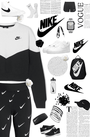 Nike Inspired Outfit