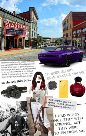 small town girl xox