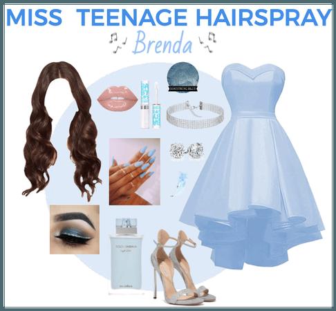 Brenda - Miss Teenage Hairspray