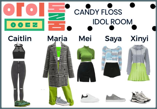 CANDY FLOSS Idol Room