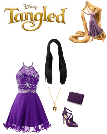 TANGLED (PROM EDITION)