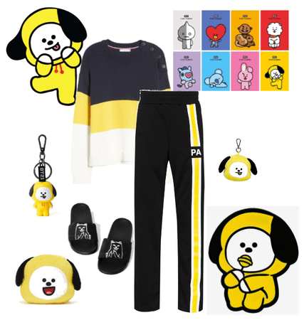 BT21 Chimmy Outfit