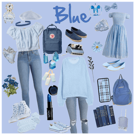 Blue aesthetic