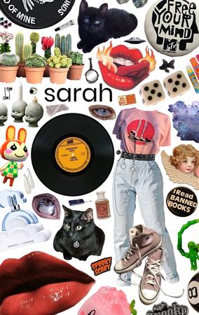 my friend sarah