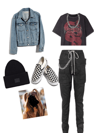 Daniel Seavey inspired girls outfit