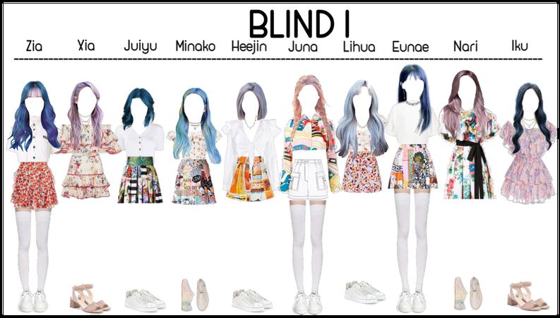 BLIND I