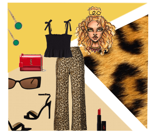leo inspired outfit