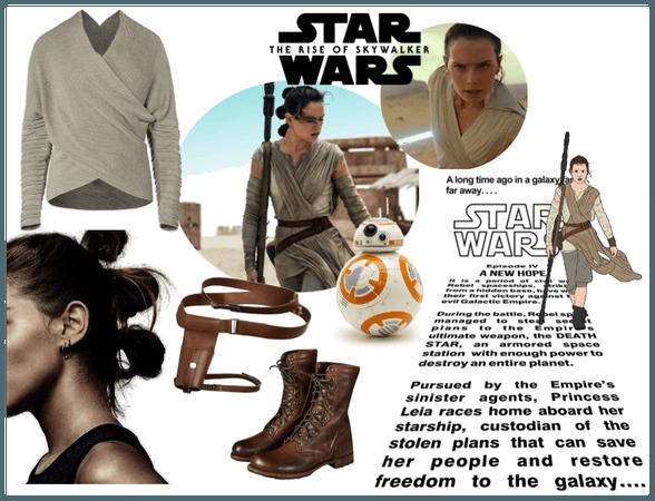 Rey *STAR WARS*