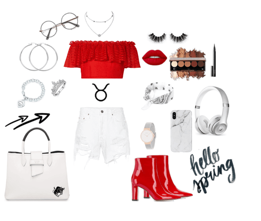 Taurus Strong Outfit