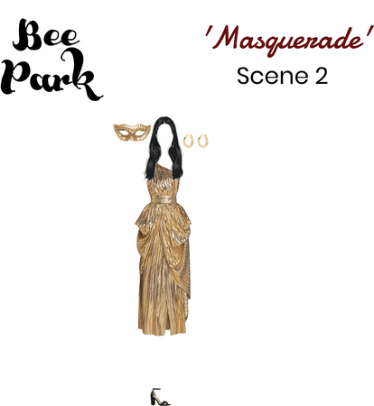 BEE PARK ~ MASQUERADE SCENE 2