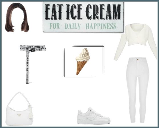 Vanilla Ice Cream (Ice Cream Challenge)