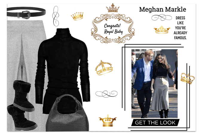Meghan Markle Get the look!