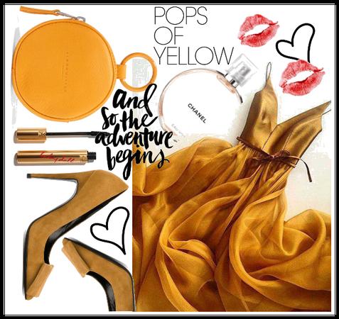 Yellow kisses