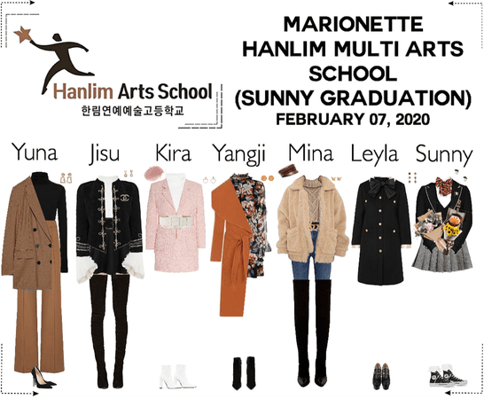 MARIONETTE (마리오네트) Hanlim Multi Arts School Graduation