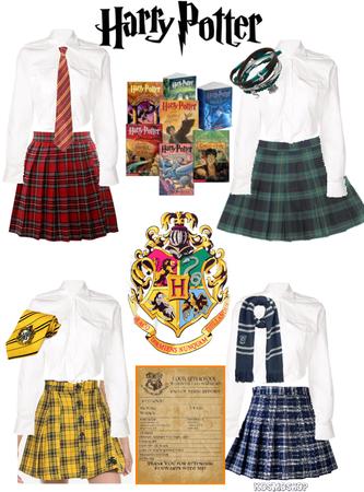 hogwarts uniform for girls