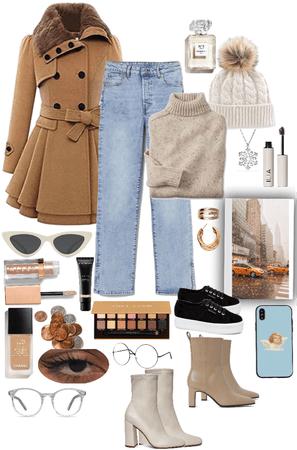 winter street style ❄️