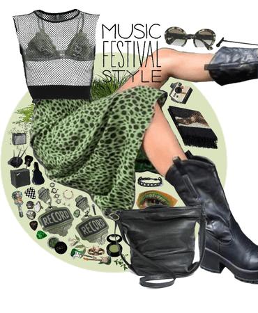 music festival challenge 🎶