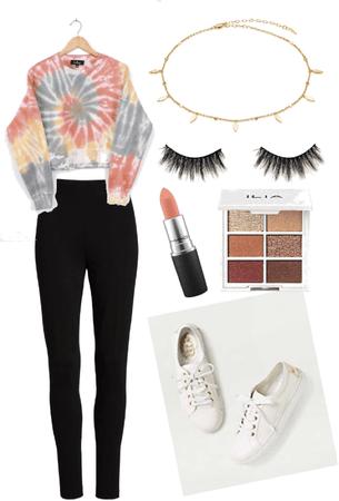 Pretty Multicolored outfit 🧸🌸