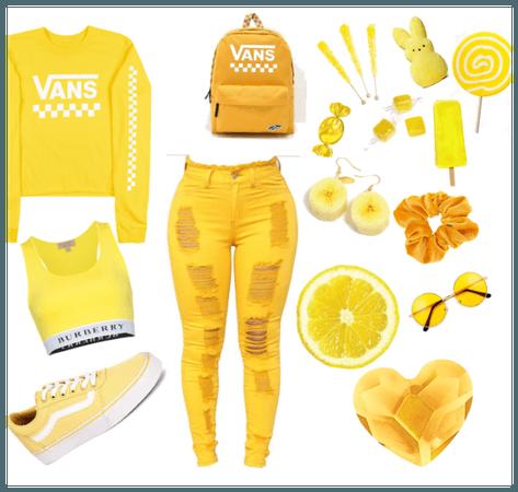 Yellow hello
