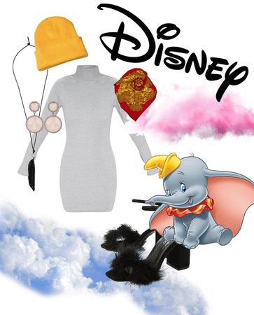 Disneybound - Dumbo