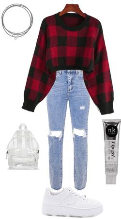 Outfit idéal pour le collège ✨