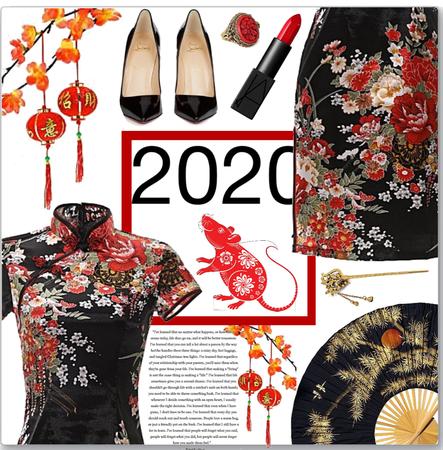 WINTER 2020: Chinese New Year