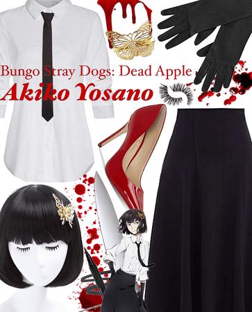 FALL 2020: Akiko Yosano Costume