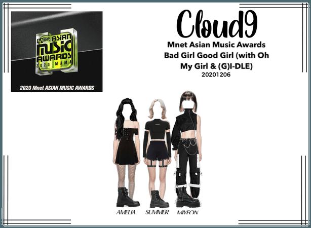 Cloud9 (구름아홉) | MAMA Bad Girl Good Girl | 20201206