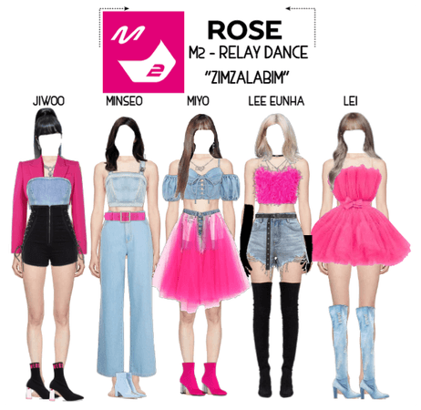 "{RoSE} ""ZIMZALABIM"" Dance Relay"