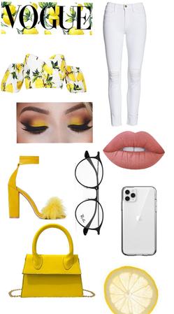 lemon kinda day 🍋💛