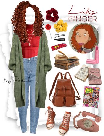 like Ginger