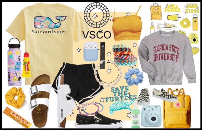 Stereotypical VSCO