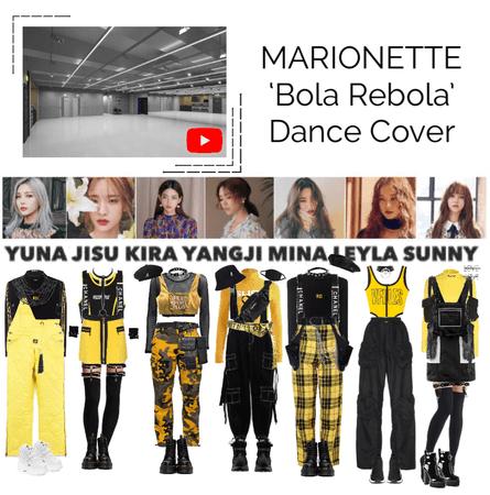 {MARIONETTE} 'Bola Rebola' Dance Cover