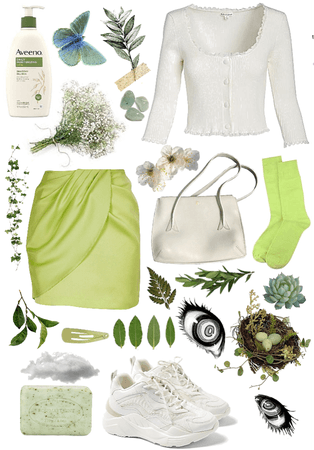 Herbal white