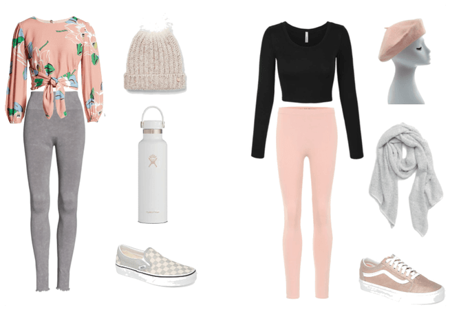 Spring and Fall styles