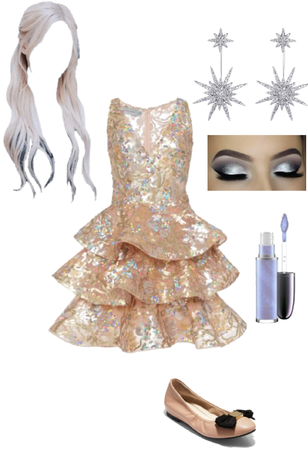 Luna Dress Inspired Look