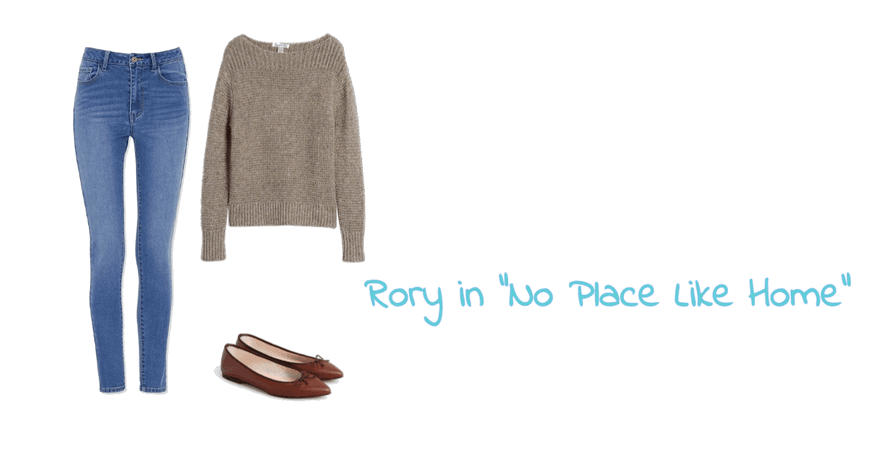 """Rory in """"No Place Like Home"""""""