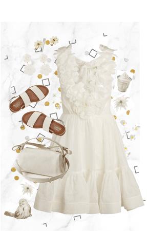 White and Cream!
