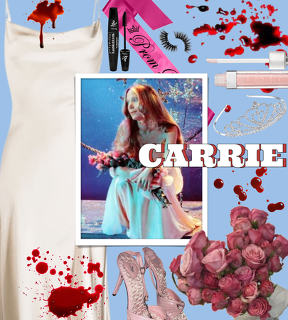 FALL 2021: Halloween Costumes (Carrie)